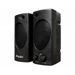 Flaxes Flx-021 2.0 Pmpo 6W Usb Siyah Speaker