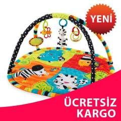 Bright Starts Oyun Hal�s� Zoo Tails