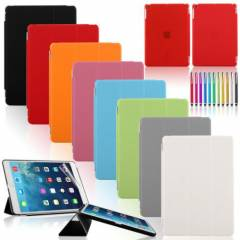 iPad Air K�l�f Smart Cover �nce Uyku Modlu+Film