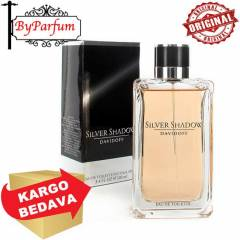Davidoff Silver Shadow Edt 100ml Erkek Parf�m�