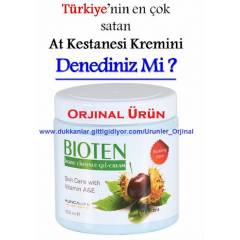 HUNCA B�OTEN AT KESTANES� KREM� - 500 ML.