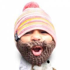 Beard Head Allie Bebek �ocuk Sakal Bere