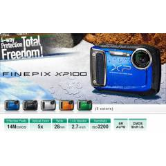 Fujifilm FinePix XP100 Sualt� Outlet