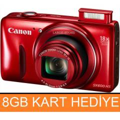 CANON SX600HS 16MP FULL HD Foto�raf Makinas�