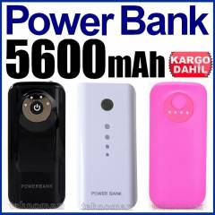 TA�INAB�L�R �ARJ ALET� HAR�C� 5600mAh POWER BANK
