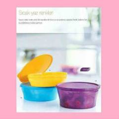 TUPPERWARE  SAKLAMA SET�   3L�  S�PER SEET