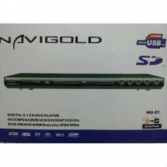 NAVIGOLD NG-81 5+1 DV�X USB SD DVD PLAYER