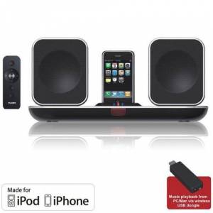 FLASH FDS-800 IPHONE IPOD DOCK STATION