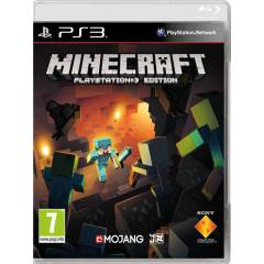 MINECRAFT PS3 EDITION PS3 OYUN