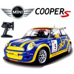 Mini Cooper S Rally �zel 1:10 Kumandal� Araba