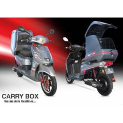 YUK� YK-18 CARRY BOX 3000 ELEKTR�KL� B�S�KLET