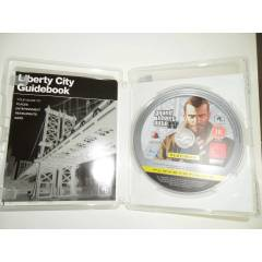 Grand Theft Auto IV GTA 4 PS 3 S�f�r Gibi Temiz