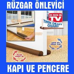Twin Draft Guard Kap� Alt� �zolasyonu R�zgarl�k