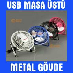 Usb Mini Vantilat�r Fan Laptop Pc Vantilat�r 003