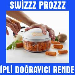 �pli Pratik Do�ray�c� Dilimleyici Rende Rondo