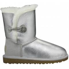 UGG BOT BA�LEY BUTTON METALL�C