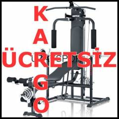 Kettler Fitness Center �al��ma �stasyonu 68H