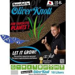 Oliver Knott Nature Soil Premium Black 4-5mm10lt