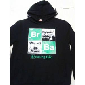 BREAKING BAD SWEATSHIRT  --�CRETS�Z KARGO---