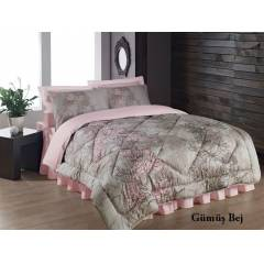 COTTONBOX SATEN ��FT K���L�K UYKU SET� (5 MODEL)