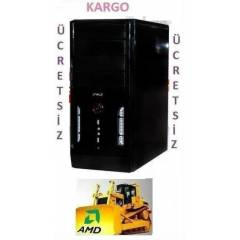 AMD 6300 6 �EK�RDEK +4 GB RAM+320gb HDD+HAZIR PC
