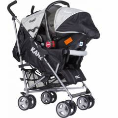 Kanz KZ-4005 Travel Sistem Baston Bebek Arabas�