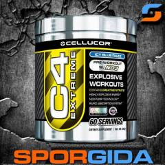 Cellucor C4 EXTREME - 60 Servis - Watermelon