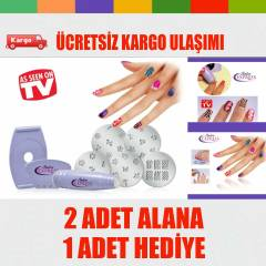 SALON EXPRESS TIRNAK S�SLEME SET�