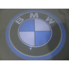 BMW KAPI ALTI LED LOGO