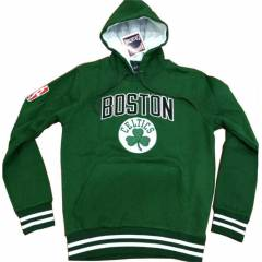 Boston Celtics Kap�onlu Sweatshirt