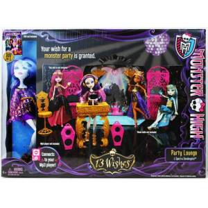 Monster High 13 Dilek - Spectra'n�n Haval� Part