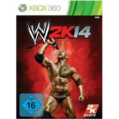 WWE 2K14 XBOX 360 Ultimate Warrior Edition PAL