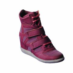 SHOE LOVE SNEAKERS BORDO MELO GF