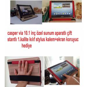Casper Nirvana CTA-E10 10.1 in�h  Tablet K�l�f�