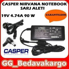 CASPER NIRVANA NOTEBOOK ADAPT�R� 19V 4.74A 90W