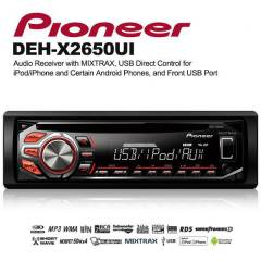 Pioneer Deh-2650UI Android+Mixtrax Usb  2014