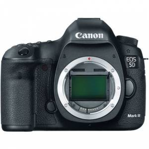 Canon Eos 5D Mark III Body Full Frame DSLR G�vde