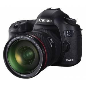 Canon Eos 5D Mark III 24 70 f2.8 L II USM Kit