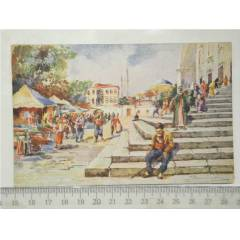 osmanl� constantinople henry's card cami giri�i