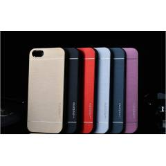 iPhone 4S K�l�f Motomo Metal K�l�f