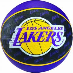 SPALDING NBA LA LAKERS BASKETBOL TOPU ax