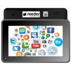 Reeder A7G-Sim Kartl� 1.2Ghz �ift Kam. Tablet PC
