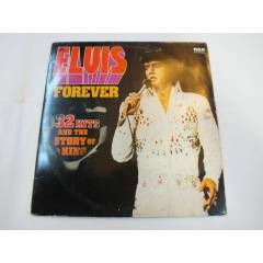ELVIS PRESLEY FOREVER 32 HITS DOUBLE LP