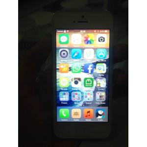 iPhone 5 16 Gb �iziksiz Ekran