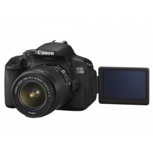 Canon Eos 650D 18 55 IS II Kit