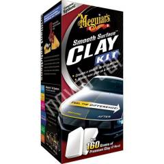Meguiars Smooth Surface Clay Kit Temiz. Kil Seti