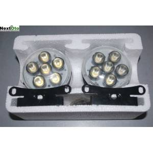 5 POWER LED S�S FARI 24VOLT 10CM
