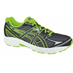 Asics T3G0N PATRIOT 6 ONYX BLACK NEON GREEN T3G0