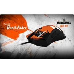 RAZER DEATHADDER 2013 WORLD OF TANKS EDITION STK