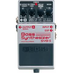 Boss SYB-5 Bass Synthesizer Pedal� [DD]